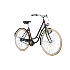 Ortler Detroit City Bike Women black